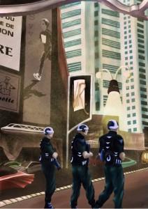 Des justiciers dans la ville