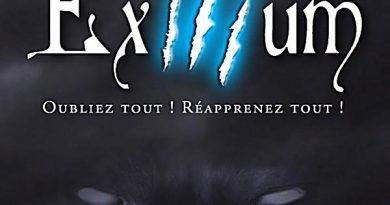 «Exilium – Livre I: L'Internat» de Frédéric Bellec