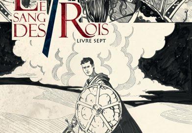 «Le Sang des 7 rois – LivreVII» de Régis Goddyn