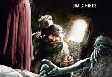 «Le Graal du gobelin» de Jim C. Hines