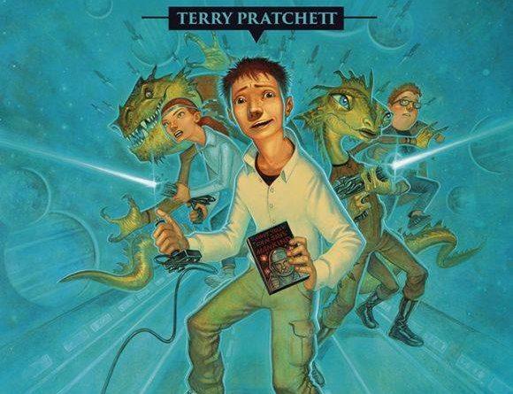 «Le Sauveur de l'humanité (c'est toi!)» de Terry Pratchett