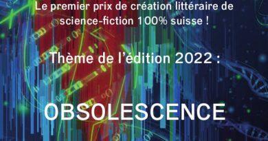 31/1/22 – Prix de l'Ailleurs 2022 – Obsolescence